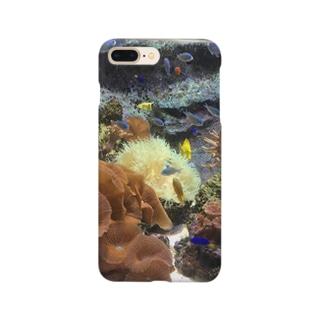 サンゴ  水族館 Smartphone cases