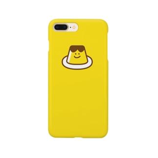 プリンくん漫画 Smartphone cases