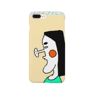 オロシワイワイアイレンアラスム Smartphone cases