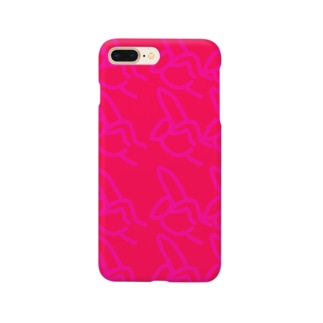 びゅーん Smartphone cases