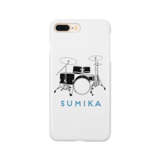 sumika Drum Smartphone cases