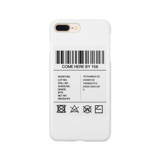 商品ラベル スマホケース Smartphone cases