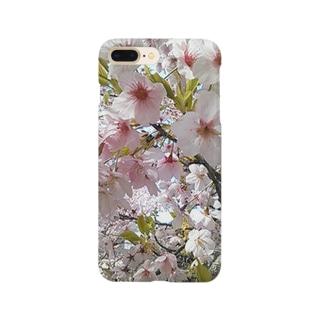 桜前線 Smartphone cases