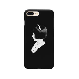 しらいちゃんドール Smartphone cases