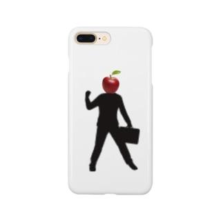 りんごまん Smartphone cases