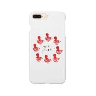 タコさん Smartphone cases