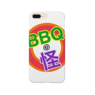 BBQの怪 Smartphone cases