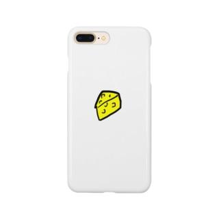 チーズさん Smartphone cases