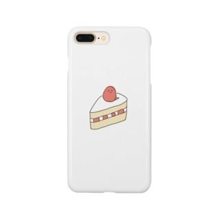 しょーとけーき Smartphone cases