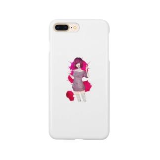 包帯ちゃん Smartphone cases