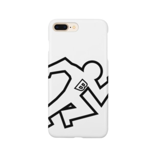 Bダッシュの正体 Smartphone cases