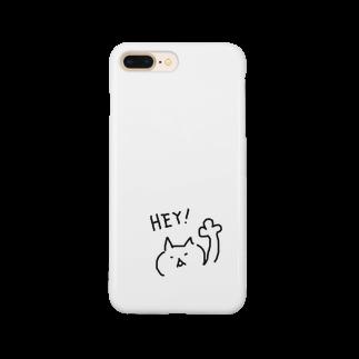 ryota_photo_shopのねこっぽい Smartphone cases