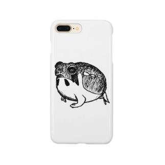 フクラガエル Smartphone cases