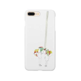 密談 Smartphone cases