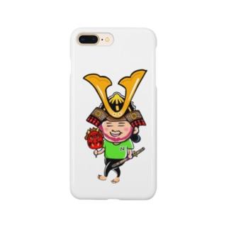 神祇ヌイコさん Smartphone cases