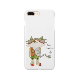 ROBOBO「ミッシェルロボ」 Smartphone cases