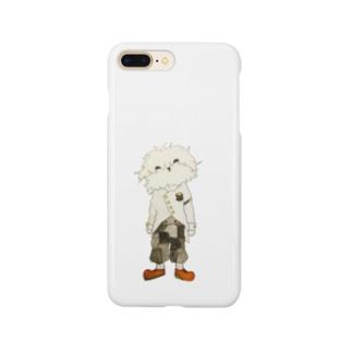 洒落たシェリー Smartphone cases
