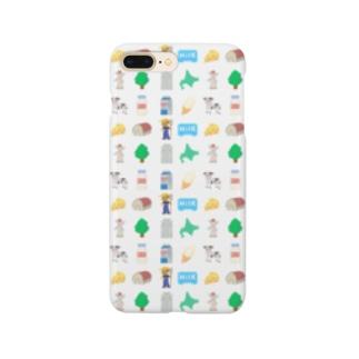 Milk project!_ver2 Smartphone cases