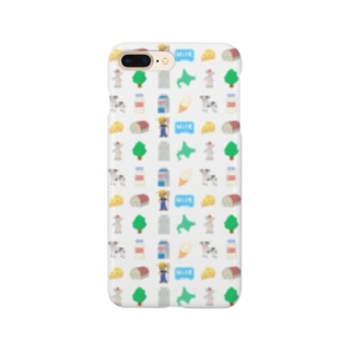 Milk project!_ver2 Smartphone cases