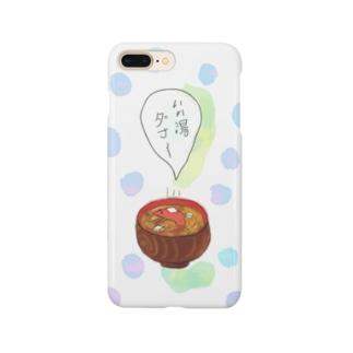 いい湯ダナ~スマートフォンケース Smartphone cases