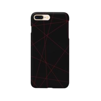 レーザービーム Smartphone cases