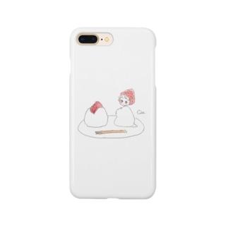 いちご大福ちゃん Smartphone cases