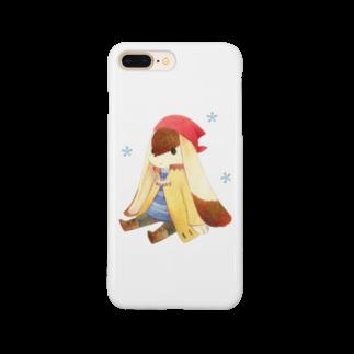 Tea Drop Sのおすわり Smartphone cases
