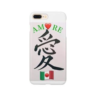 🇮🇹Amore/🇯🇵愛 Smartphone cases