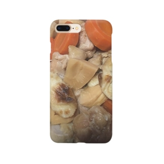お袋煮物 Smartphone cases