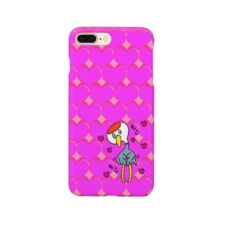 もじもじ Smartphone cases