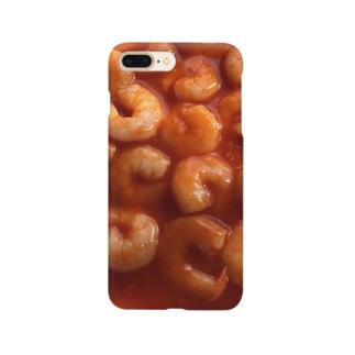 エビチリ Smartphone cases