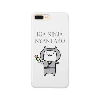 伊賀忍者ニャン太郎 Smartphone cases