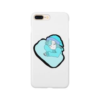 眠い Smartphone cases