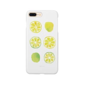 柑橘類 Smartphone cases