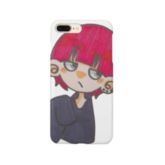 赤毛くん Smartphone cases