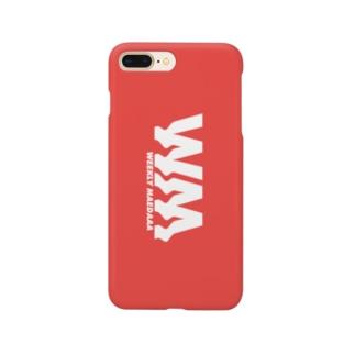iPhoneのカバー(Scerlet) Smartphone cases