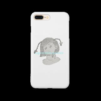 upeolupeoのうーぱーるーぱー Smartphone cases