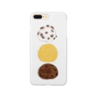 和菓子とりお Smartphone cases
