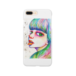 ishiのさくら舐める Smartphone cases