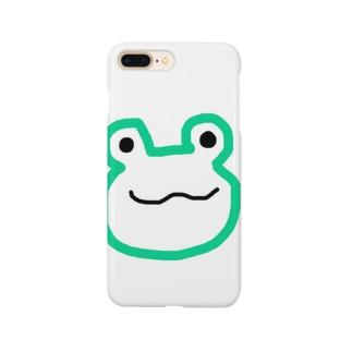 カエル Smartphone cases