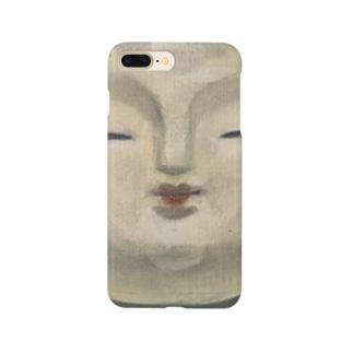 いけてる地蔵 Smartphone cases