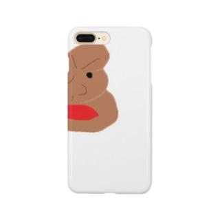 うんちゃん Smartphone cases