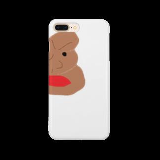 uyuyuのうんちゃん Smartphone cases