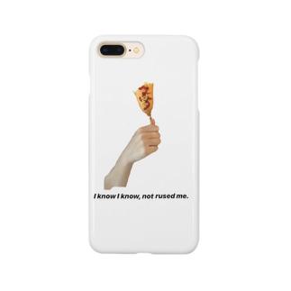 食べかけのアメリカンドッグ🌭 Smartphone cases