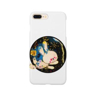 ムーーーン Smartphone cases