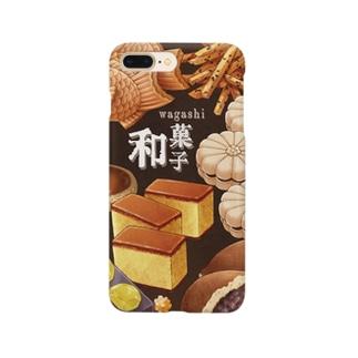 和菓子 Smartphone cases