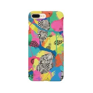 抽象画A Smartphone cases