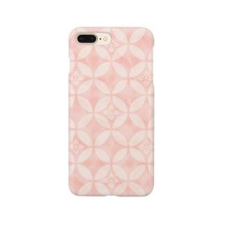 七宝 pink Smartphone cases