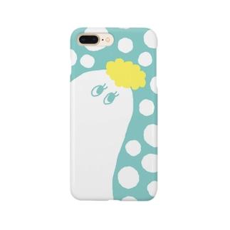 ぼよん Smartphone cases