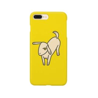 やわらかいヤギ スマホケース Smartphone cases